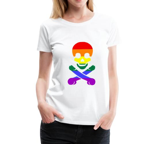 pimmelpirat - Frauen Premium T-Shirt