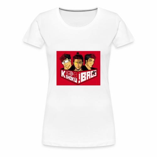 Kashoku.bros - Women's Premium T-Shirt