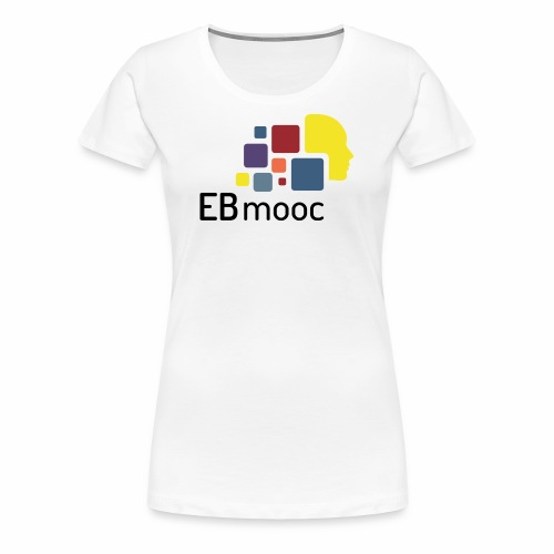 EBmooc Logo - Frauen Premium T-Shirt