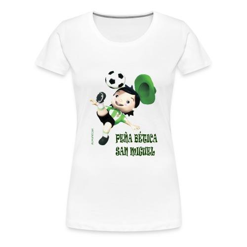 osito peluche - Camiseta premium mujer