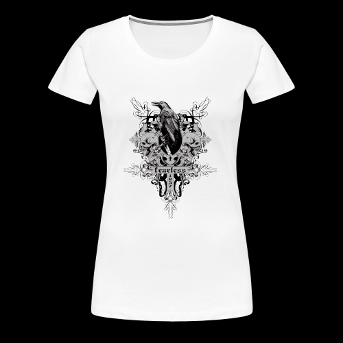 4less - Frauen Premium T-Shirt