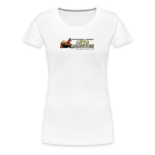 Auto Assistance - Maglietta Premium da donna