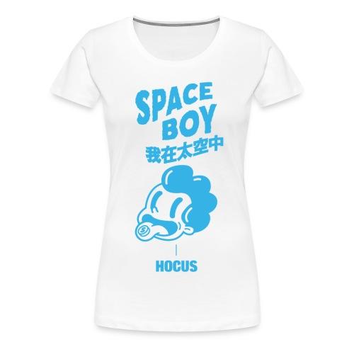 space boy - Maglietta Premium da donna