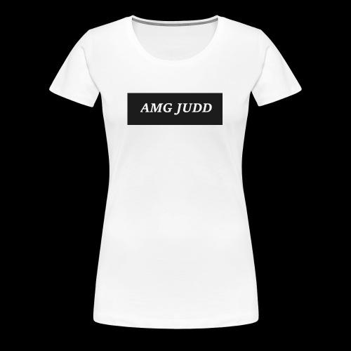AMG logo - Women's Premium T-Shirt