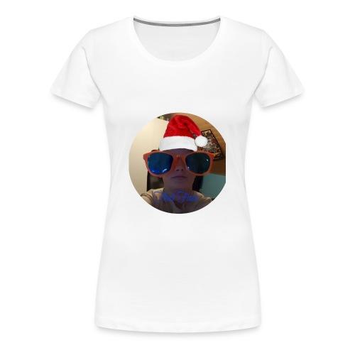 THAT FACE - Premium T-skjorte for kvinner