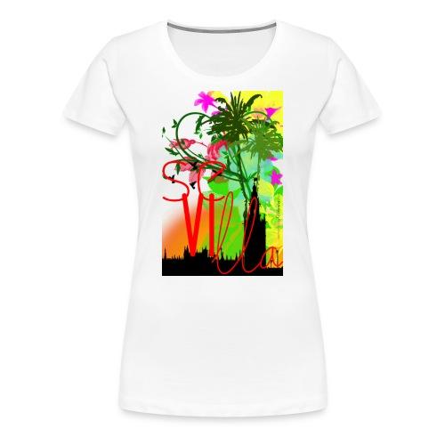 Sevilla - Camiseta premium mujer