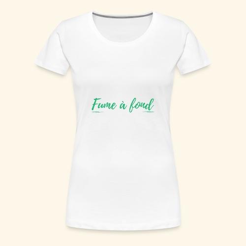Lorenzo - T-shirt Premium Femme