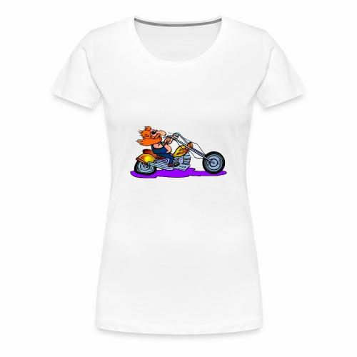 Bike 1 - Women's Premium T-Shirt