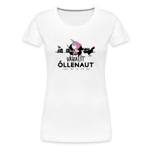 Õllenaut Vanaeit - Women's Premium T-Shirt
