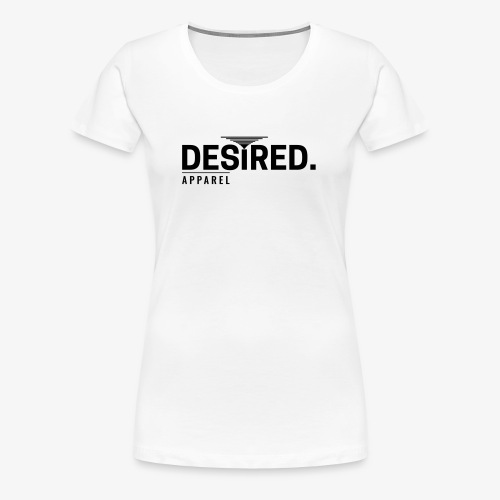 Desired Apparel Logo Series - Frauen Premium T-Shirt