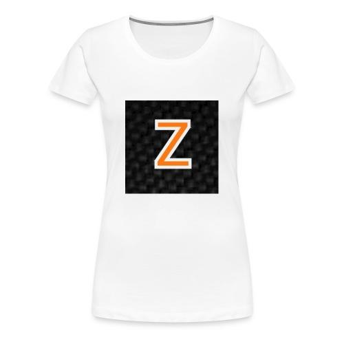 Zaragon Collection - Premium-T-shirt dam