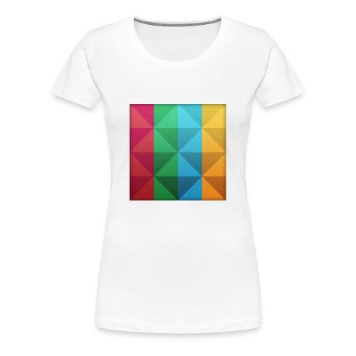 Splay musemåtte - Dame premium T-shirt