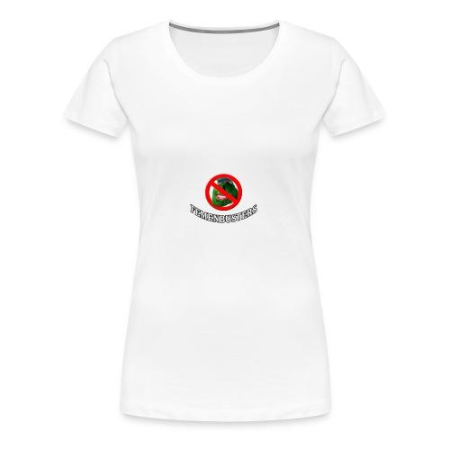 logofb - T-shirt Premium Femme
