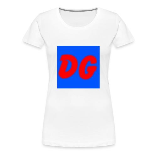 logo 2 - Vrouwen Premium T-shirt