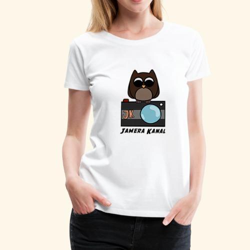 Die Jamera Eule - Frauen Premium T-Shirt