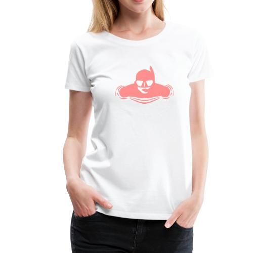 Chasseur sous-marin - T-shirt Premium Femme