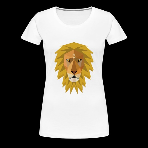 Spirit Lion case - Vrouwen Premium T-shirt