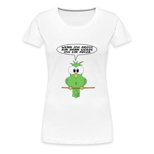 Little Bird - Frauen Premium T-Shirt