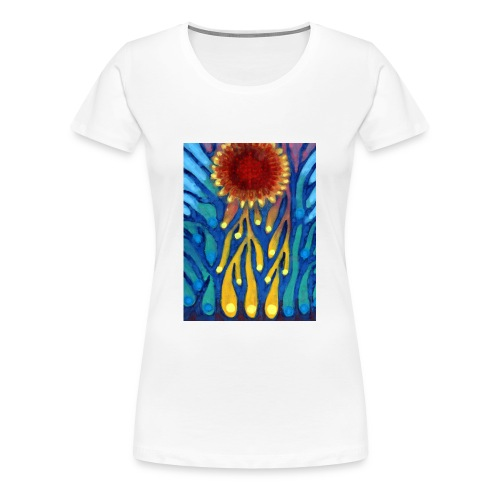 Chore Słońce - Koszulka damska Premium