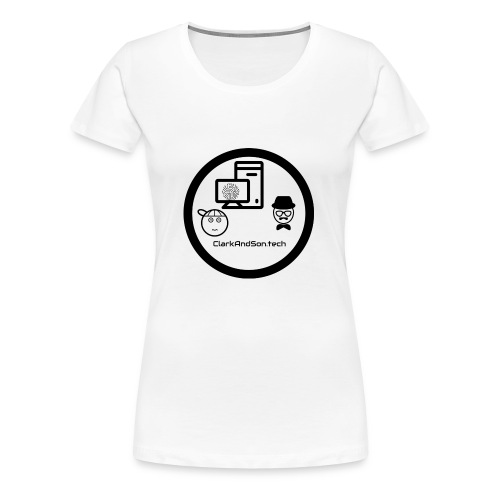 ClarkAndSon - Women's Premium T-Shirt