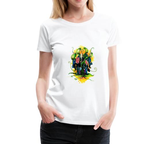 plant workers - Women's Premium T-Shirt