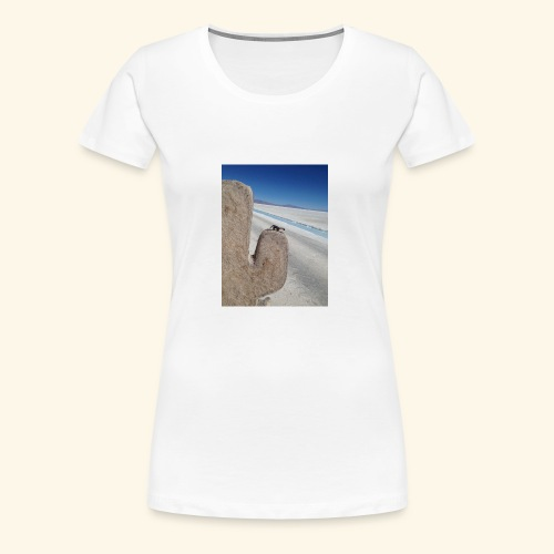 Voyage insolites-humour - T-shirt Premium Femme