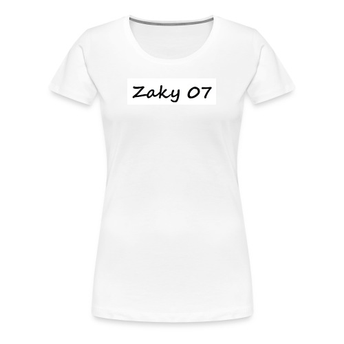 New Merch Design #1 - Women's Premium T-Shirt