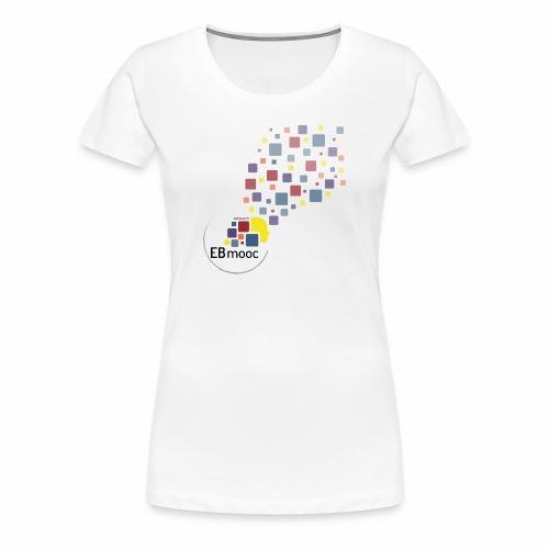 EBmooc T-Shirt 2018 - Frauen Premium T-Shirt