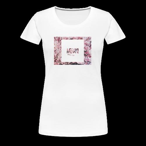 Sakura - Premium-T-shirt dam