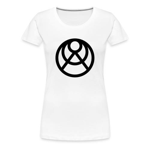 Faråkra Hantverksbryggeri Symbol - Premium-T-shirt dam