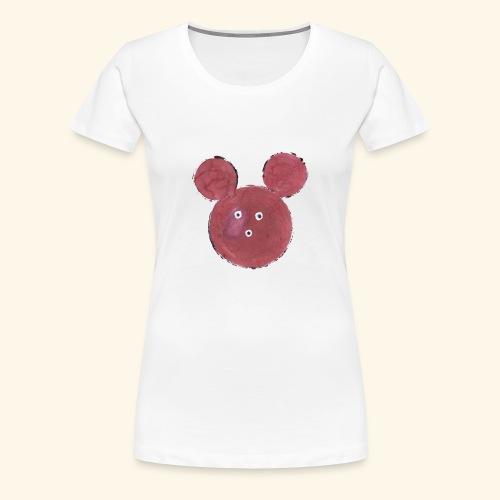 SOURIS2 - T-shirt Premium Femme