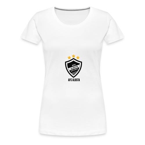 AFC Alosta Case 5/5S - Vrouwen Premium T-shirt