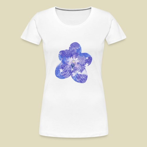 Vanda No.1 - Frauen Premium T-Shirt