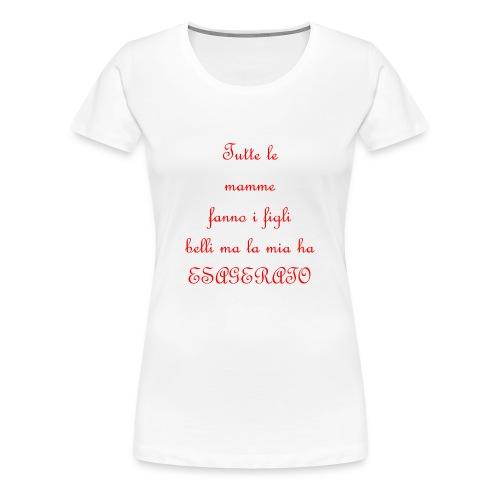 bimbo - Maglietta Premium da donna