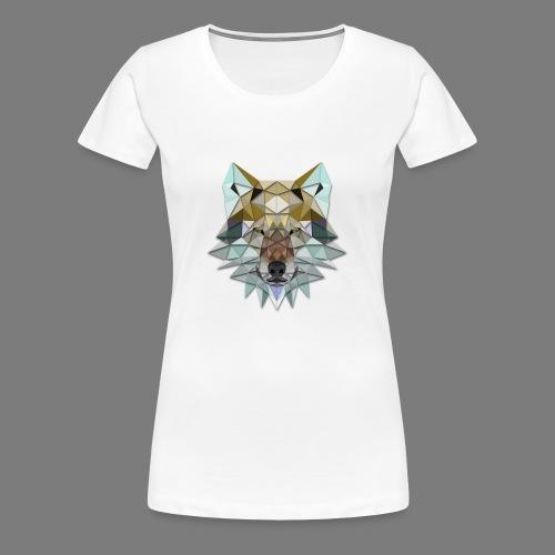 Wolf (F.M. edition) - Maglietta Premium da donna