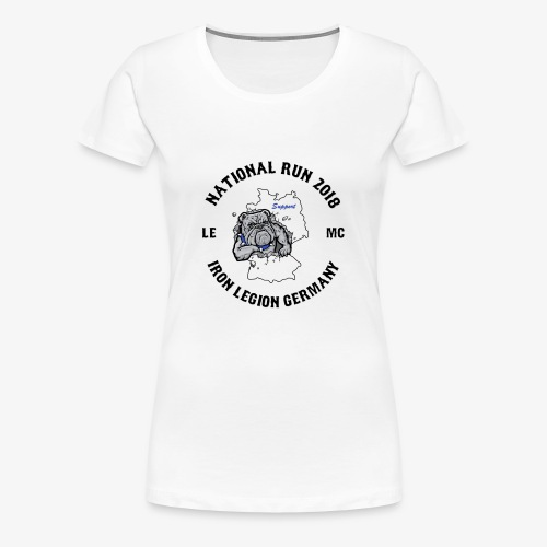 NR 2018 - Frauen Premium T-Shirt