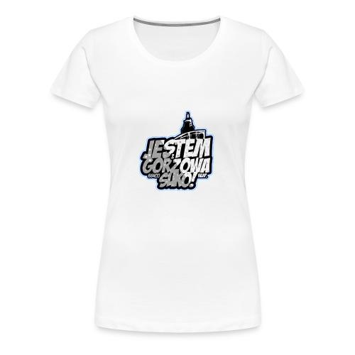 Jestem-Z-Gorzowa-Suko! - Koszulka damska Premium