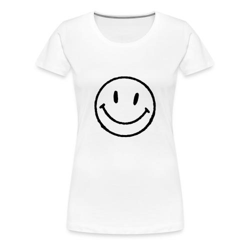 muy feliz - Camiseta premium mujer