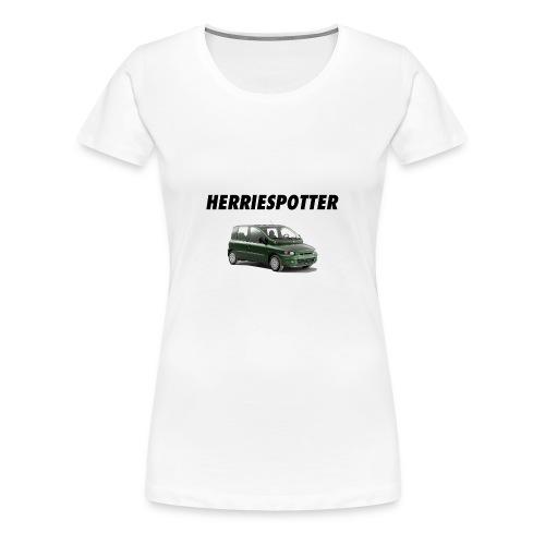 Herriespotter - Multipla - Vrouwen Premium T-shirt