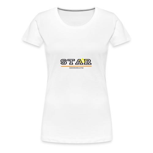 Star - København T-shirt - Dame premium T-shirt