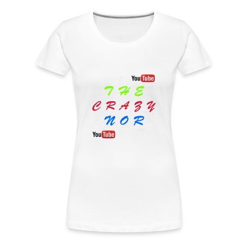 TCN-T-skjorten - Premium T-skjorte for kvinner