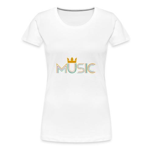 Music Bag - Camiseta premium mujer