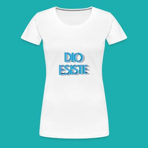 DIO mio - Maglietta Premium da donna