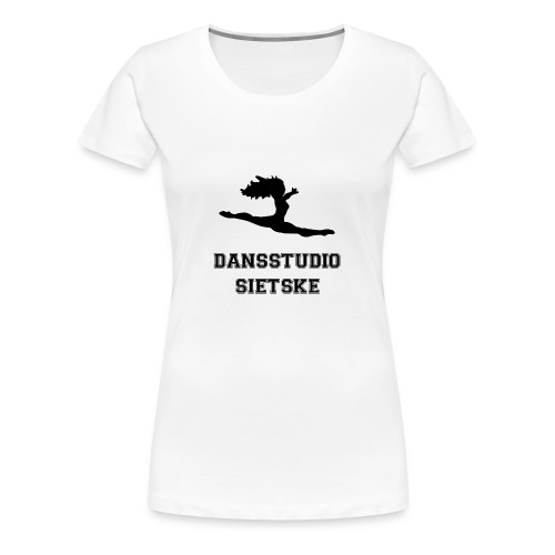 Rugzak kind - Vrouwen Premium T-shirt