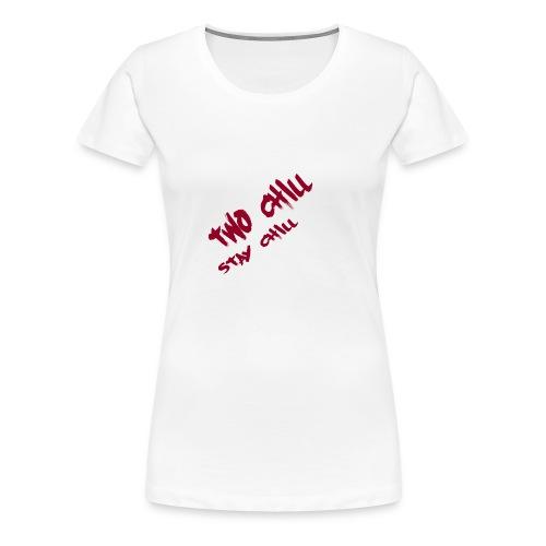 STAY CHILL SHIRT KIDS - Premium-T-shirt dam