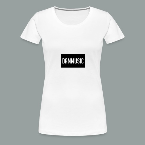 Nice sweater Dammusic - Vrouwen Premium T-shirt