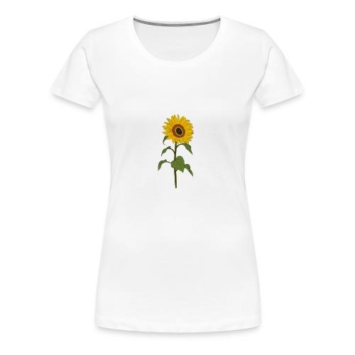 Sunflower - Premium-T-shirt dam