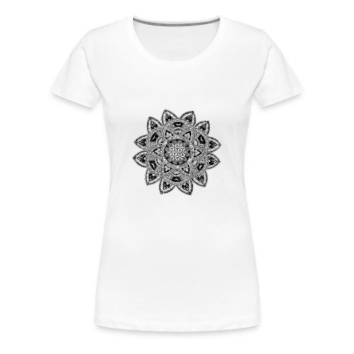 Lisaty Mandala - Women's Premium T-Shirt
