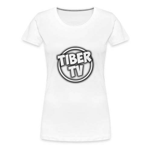 TiberTV White phone case S5 Premium Case - Vrouwen Premium T-shirt