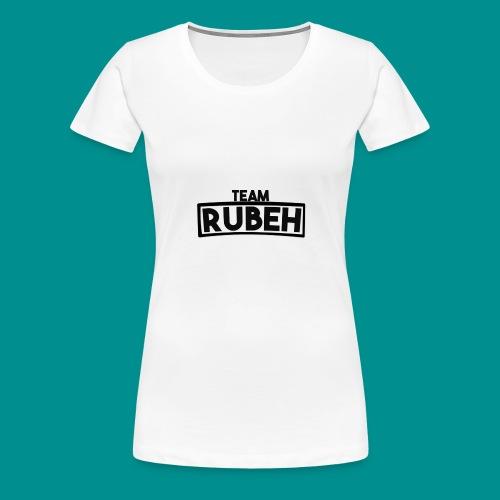 I phone 6/6s Premium Telefoon hoesje - Team Rubeh - Vrouwen Premium T-shirt